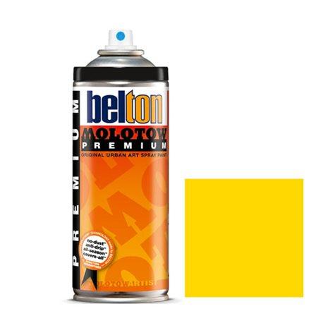 Аэрозоль Belton Molotow Premium 003 Желтый кадмий 400 мл