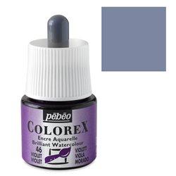 Нейтральный серый/ Акварельная тушь Colorex, 45 мл