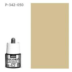 Золотой бледный/ Акварельная тушь Colorex, 45 мл