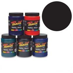 Краска для шелкографической печати Permaset / Черный jet