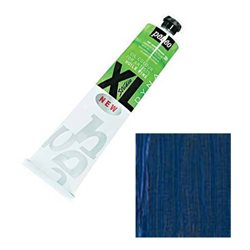 Масло XL Dyna темно-синий иридисцент.