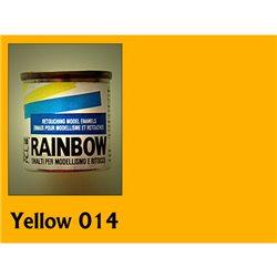Rainbow глянц. желтый, 17мл
