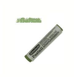 086Н Пастель сухая Зеленый оливковый 2