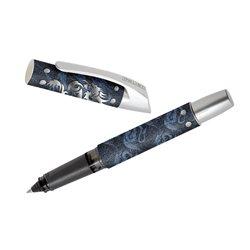 Ручка-роллер Campus/ 0,7 мм, Denim Dragon для мальчиков