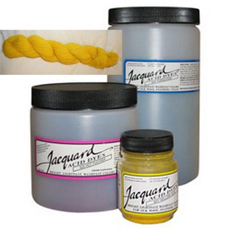 Краситель порошковый Acid Dye /яркий желтый