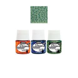 Краска Калейдоскоп/ 45 мл/зеленый с перламутром