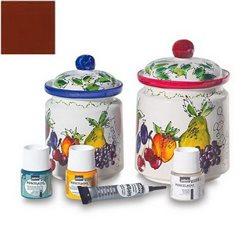 Краска по фарфору Pebeo Porcelaine (150*С) 45 мл/Янтарный