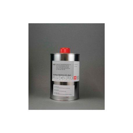Lascaux P 550/675* (Plexisol/Plexigum), акриловая смола, 32% матовый раствор в уайт-спирите