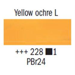 """Масл.краска """"Rembrandt"""" охра желтая светлая"""