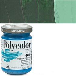 Краска акриловая Поликолор зеленый желчный