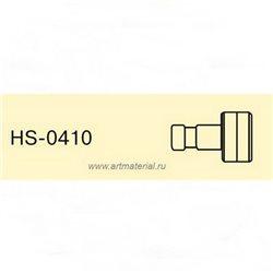 """Штекер быстроразъем. Д.5-(ВР3/8""""-32g) в сборе с уплотнением (для DEVILBISS)"""