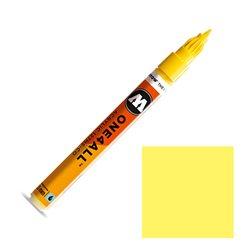 Маркер Molotow ONE4ALL 127HS-CO Неоновый желтый флуо 220, 1,5 мм