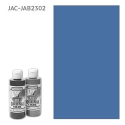 Краска Jacquard Airbrush Color синий металлик 118мл