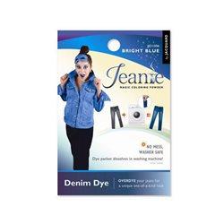Jeanie Dye, джинсовый краситель для перекрашивания в стир. машине, 006 голубой