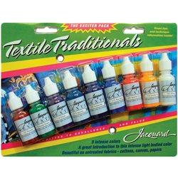 Набор красок Textile /традиц.цвета