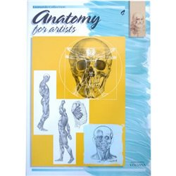 Анатомия для художников (на англ.яз.) Anatomy for Artists LC4