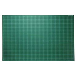 Коврик для резки самовосcтан./зеленый, мягкий 60х90
