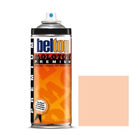 Аэрозоль Belton Molotow Premium 023 Персиковый пастельный 400 мл