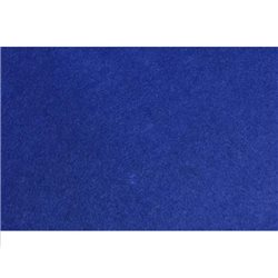 Фетр для рукоделия акриловый ,20/30 см, 3,3 мм Синий темный