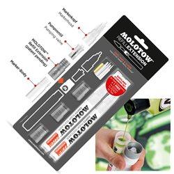 Набор Molotow Extension Softliner Starter Kit (пустые маркеры, наконечники)