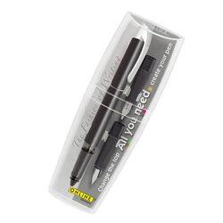 Набор Campus II Soft Black/ Ручка, 3 насадки