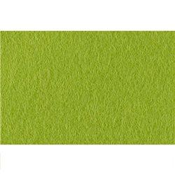 Фетр для рукоделия акриловый ,20/30 см, 3,3 мм Зеленый светлый
