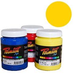 Краска для шелкографической печати s/c Permaset / Желто-красный покрывной