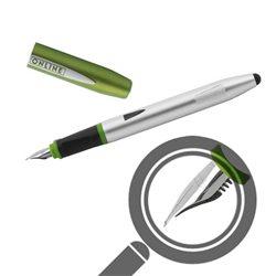 Перьевая ручка Switch металлик/ зеленый, перо М
