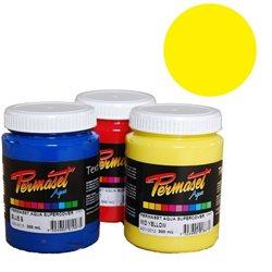 Краска для шелкографической печати s/c Permaset / Желтый средний покрывной