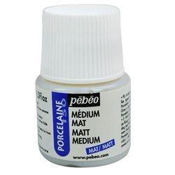 Матовый медиум для красок Pebeo Porcelaine /45мл