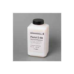 Plextol D 498 (Lascaux), водная дисперсия акрило-вого сополимера