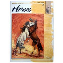 Лошади (на англ. яз.)