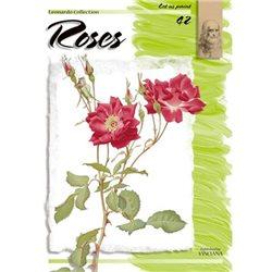Розы (на анг.яз.) Roses LC 42