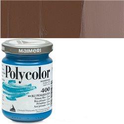 Краска акриловая Поликолор коричневый ван-дик