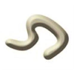 Краска Metal по тканям Setacolor 3D туба 20 мл серебро