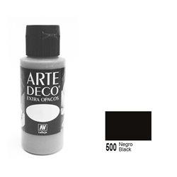 Патинирующая краска ArteDeco /500/Черная глазурь