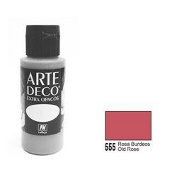 Патинирующая краска ArteDeco /555/Старый розовый глазурь