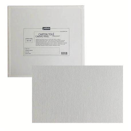 Холст на картоне 40x40 PEBEO