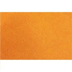 Фетр для рукоделия акриловый ,20/30 см, 3,3 мм Оранжевый