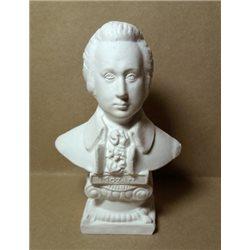 Бюст Моцарта (малый)