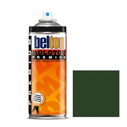 Аэрозоль Belton Molotow Premium 166 Зеленый оксид хрома 400 мл