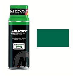 Краска URBAN FINE-ART SPRAY Зеленый прочный темный 323, 400 мл