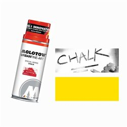 Краска UFA Chalk Желтый 406, 400 мл
