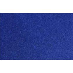 Фетр для рукоделия 20/30см, 150г/кв.м. синий темный