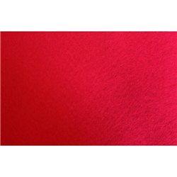 Фетр для рукоделия, 20/30 см, 150г/кв.м Красный швейцарский