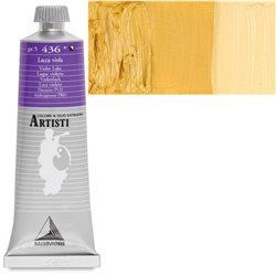 """Краска масл. """"Artisti"""" /Охра желтая бледная"""