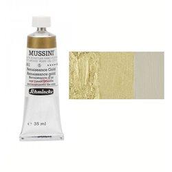 Краска масляно-смоляная Schmincke Mussini /Золото Возрождения