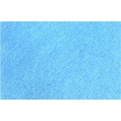 Фетр для рукоделия 20/30см, 150г/кв.м. голубой