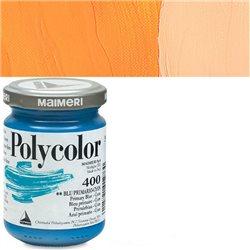 Краска акриловая Поликолор оранжевый