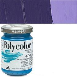 Краска акриловая Поликолор фиолетовый